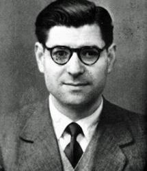 "Marcelino González, ""O Gafas"". Fonte: Fundación Pablo Iglesias"