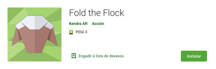 Fold the Flock